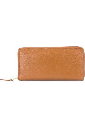 Comme Des Garçons Wallet Zipped around wallet