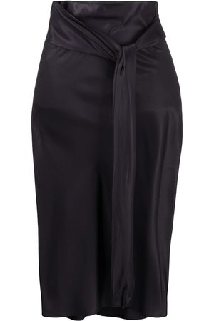 ROMEO GIGLI 1990s high-waisted skirt