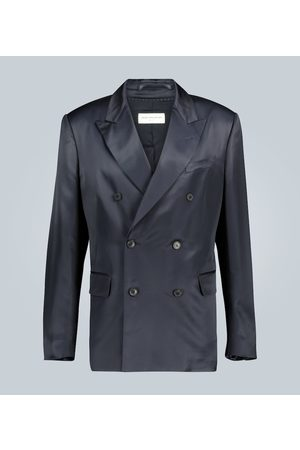 DRIES VAN NOTEN Double-breasted blazer