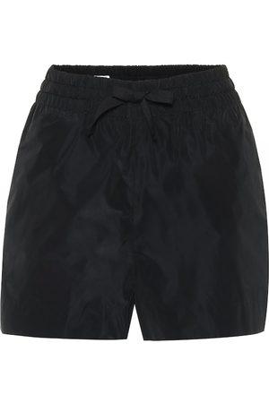 DRIES VAN NOTEN High-rise shorts