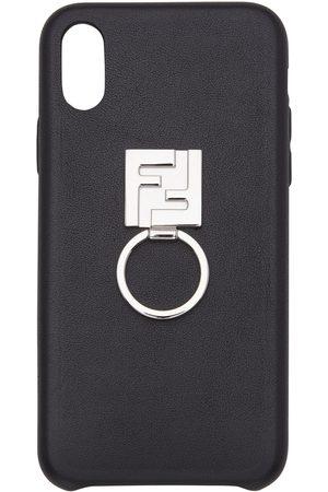 Fendi FF ring iPhone X case
