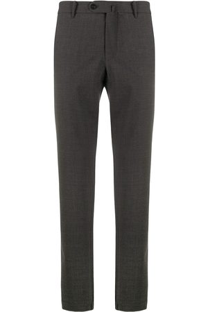 Incotex Elasticated slim-fit trousers
