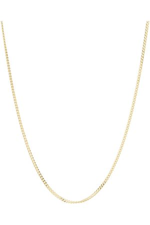 MIANSAI 2mm Vermeil Chain Necklace