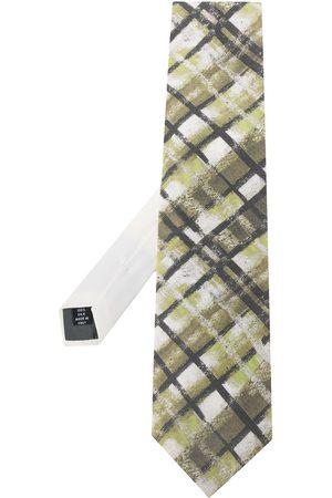 Gianfranco Ferré Men Neckties - 1990s striped print neck tie