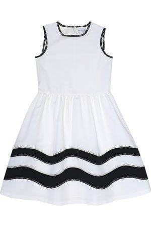 Loro Piana Girls Dresses - Hanne cotton-blend dress