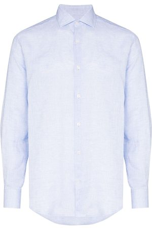 Frescobol Carioca Men Shirts - Linen shirt