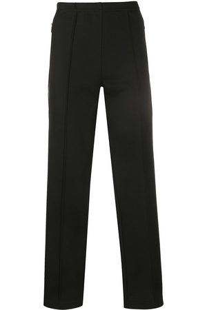 Maison Margiela Raised seam straight trousers