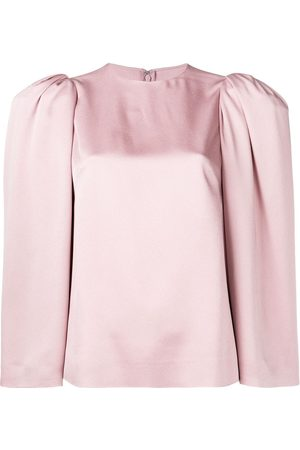 VALENTINO Women Tops - Structured shoulder cady top