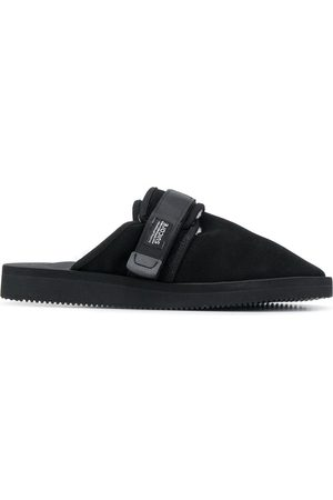 SUICOKE Indoor Shoes - Touch strap slippers