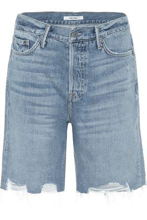 GRLFRND Marjan denim shorts