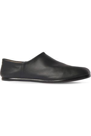 Maison Margiela Tabi Leather Loafers