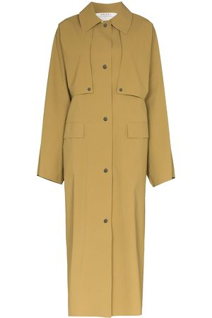 Kassl Editions Button-up coat