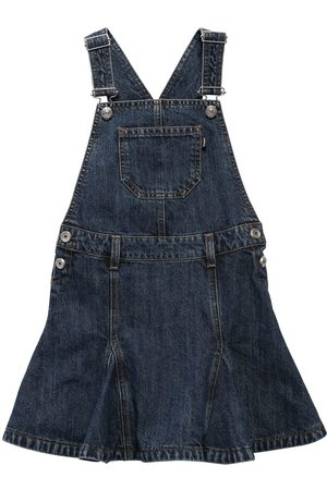 Diesel Cotton Overalls Dress