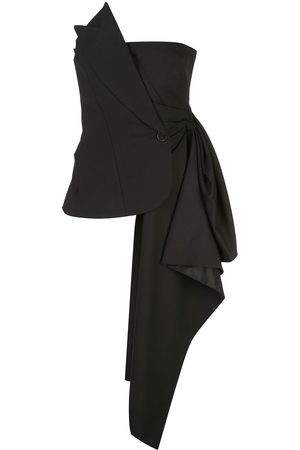 MONSE Asymmetric fitted top