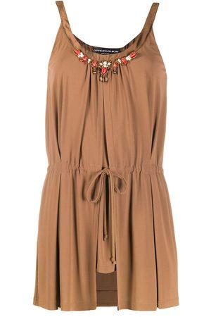 A.N.G.E.L.O. Vintage Cult 1990s embellished dress