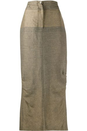 Gianfranco Ferré 1990s maxi skirt