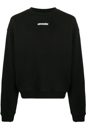 OFF-WHITE Arrows marker print sweatshirt