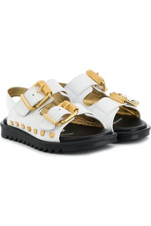 Moschino Buckled sandals