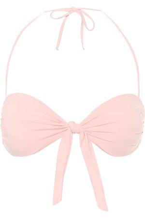 Melissa Odabash Caribe bandeau bikini top