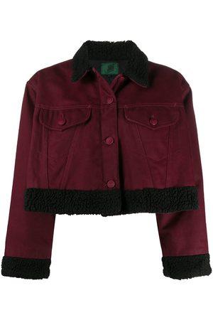 Jean Paul Gaultier 1980s pre-owed cropped jacket