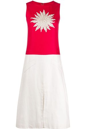 A.N.G.E.L.O. Vintage Cult 1960s pre-owned appliquéd shift dress