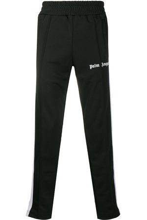 Palm Angels Logo-print track pants