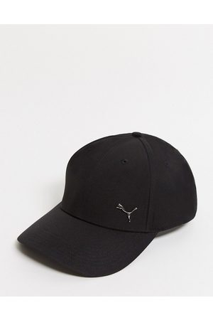PUMA Metal cat logo cap in