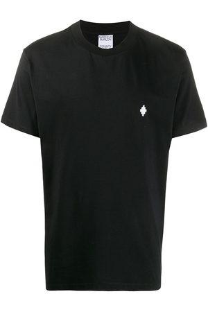 MARCELO BURLON Cross embroidery T-shirt