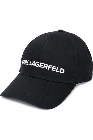 Karl Lagerfeld Karl Essential logo baseball cap