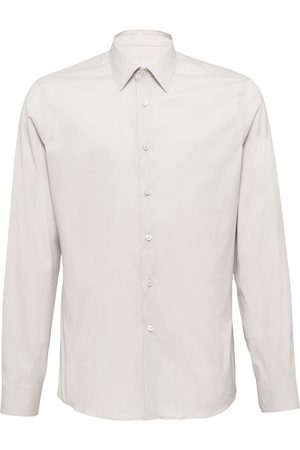 Prada Men Long Sleeve - Slim-fit shirt