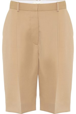 The Row Marco wool Bermuda shorts
