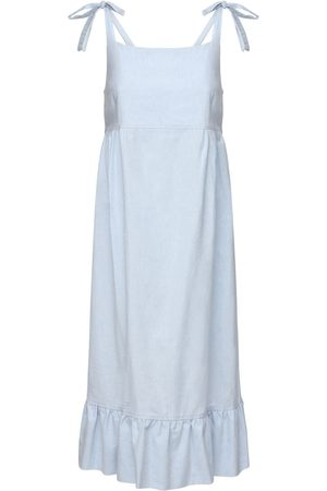 THE SLEEP SHIRT Linen Nightgown