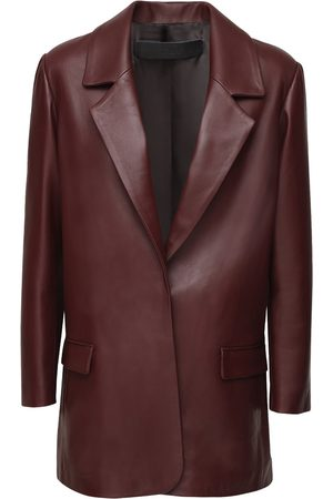 THE AL Razor Blade Leather Jacket