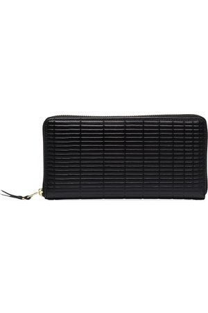 Comme des Garçons Men Wallets - Brick large leather wallet
