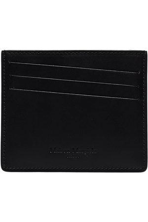 Maison Margiela Four-stitch leather cardholder