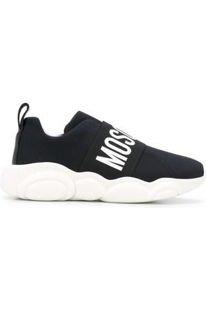Moschino Teddy slip-on sneakers
