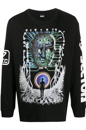 KTZ Membership long-sleeved T-shirt