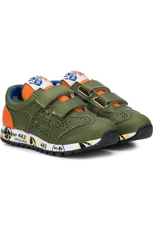 Premiata Lucy-BV touch-strap sneakers