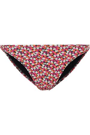 Solid The Elsa floral bikini bottoms