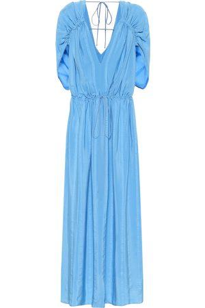 Stella McCartney Monica silk-blend maxi dress