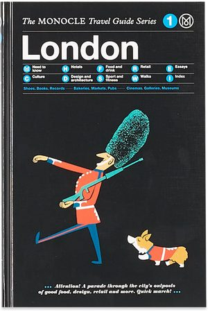 Publications The Monocle Travel Guide: London