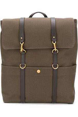 Mismo Canvas clasp fastening backpack
