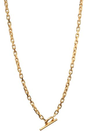 ALL BLUES Anchor Necklace