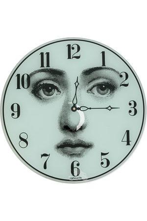 FORNASETTI Men Face painted clock