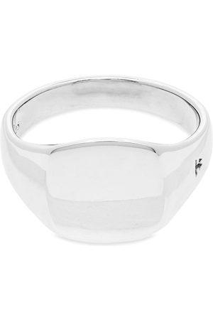 TOM WOOD Mini Signet Ring