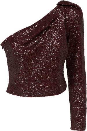 In the Mood for Love Nessa Sequined Top