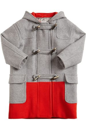 Stella McCartney Montgomery Wool Blend Coat