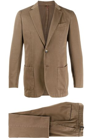 DELL'OGLIO Single-breasted notched lapels suit