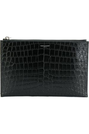 Saint Laurent Crocodile iPad mini case