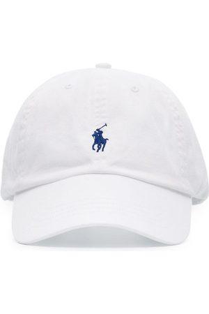 Polo Ralph Lauren Men Hats - Logo-embroidered cotton-canvas cap